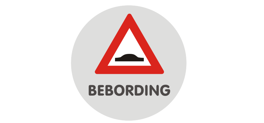 Bebording