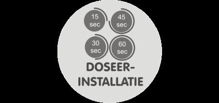 Doseer Installatie Portfolio