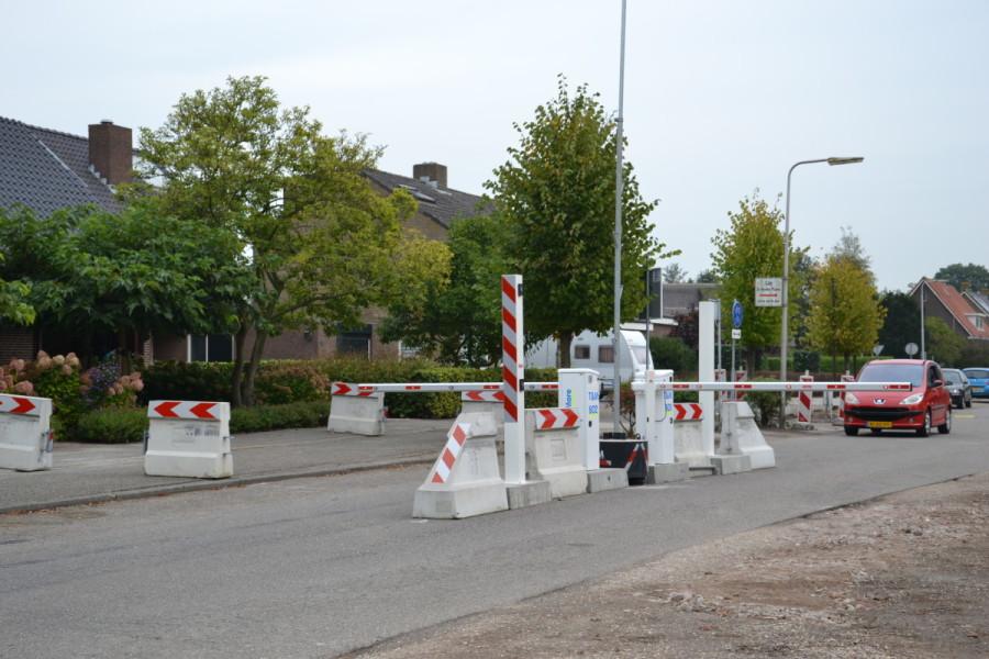 N463 Roadblock