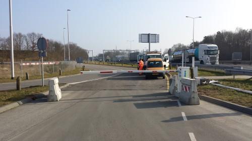 Roadblock Venlo
